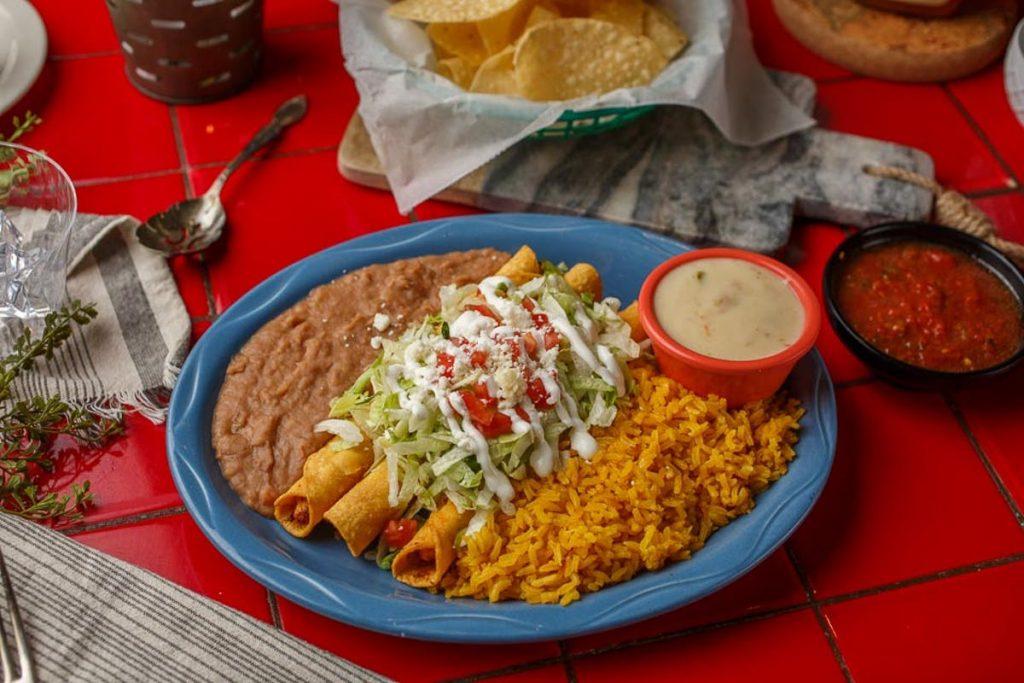 Tex-Mex Plates